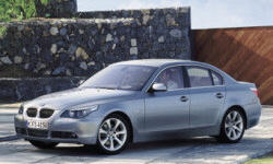 2006 BMW 5-Series Repair Histories