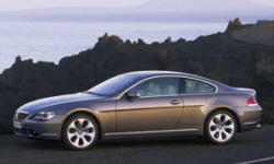 2007 BMW 6-Series Repair Histories