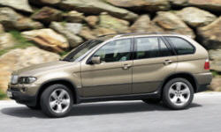 BMW Models at TrueDelta: 2006 BMW X5 exterior