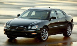 Buick Models at TrueDelta: 2007 Buick LaCrosse exterior