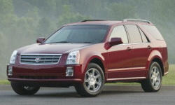 2004 Cadillac SRX Repair Histories