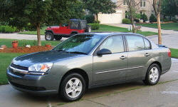 2004 Chevrolet Malibu transmission Problems: photograph by
