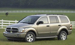 Dodge Models at TrueDelta: 2006 Dodge Durango exterior