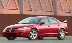 Dodge Models at TrueDelta: 2006 Dodge Stratus exterior