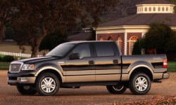 2005 Ford F-150 Repair Histories