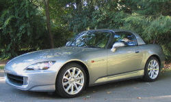 Convertible Models at TrueDelta: 2009 Honda S2000 exterior
