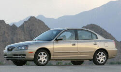 2005 Hyundai Elantra Repair Histories