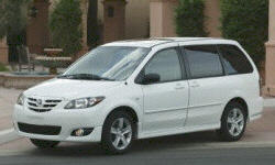 2004 Mazda MPV Repair Histories