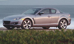 Coupe Models at TrueDelta: 2008 Mazda RX-8 exterior