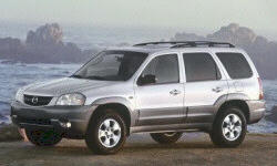 2004 Mazda Tribute  Problems