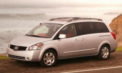 Nissan Models at TrueDelta: 2006 Nissan Quest exterior
