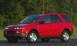 2004 Saturn VUE suspension Problems