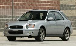 2005 Subaru Impreza / Outback Sport Repair Histories