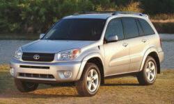 2004 Toyota Rav4 Repairs And Problem Descriptions At Truedelta