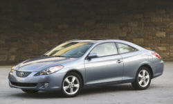 Coupe Models at TrueDelta: 2006 Toyota Solara exterior