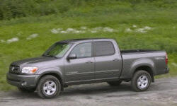 2000 - 2006 Toyota Tundra Reliability by Generation