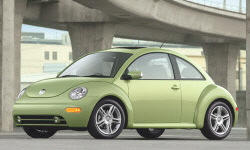 2004 Volkswagen Beetle Repair Histories