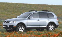 2006 Volkswagen Touareg Repairs and Problem Descriptions at