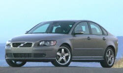 Wagon Models at TrueDelta: 2007 Volvo V50 exterior