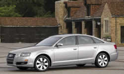Wagon Models at TrueDelta: 2008 Audi A6 / S6 exterior