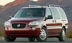2005 Buick Terraza Repair Histories