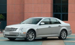 2006 Cadillac STS transmission Problems