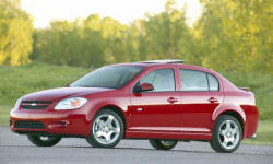 Chevrolet Cobalt Problems at TrueDelta: Repair charts by