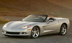 Convertible Models at TrueDelta: 2007 Chevrolet Corvette exterior