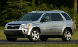 SUV Models at TrueDelta: 2007 Chevrolet Equinox exterior