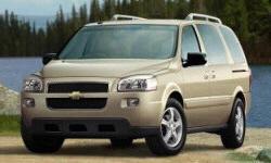 Chevrolet Uplander vs. Chevrolet Venture MPG