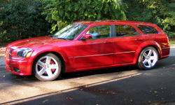 Wagon Models at TrueDelta: 2007 Dodge Magnum exterior