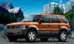 2001 - 2007 Ford Escape Reliability by Generation