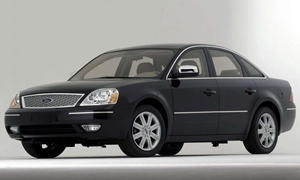 Ford Five Hundred Gas Mileage (MPG):