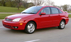 2005 - 2007 Ford Focus Reliability by Generation