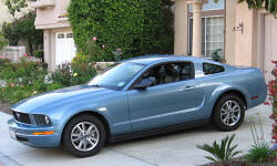 2009 Ford Mustang Repair Histories