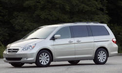 2005 - 2007 Honda Odyssey Reliability by Generation