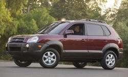 2007 Hyundai Tucson Repair Histories