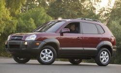 2005 Hyundai Tucson MPG