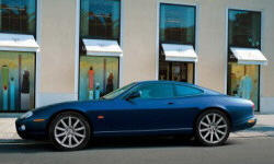 Coupe Models at TrueDelta: 2006 Jaguar XK exterior