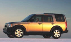 SUV Models at TrueDelta: 2009 Land Rover LR3 exterior