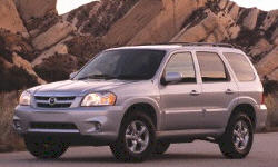 2001 - 2006 Mazda Tribute Reliability by Generation