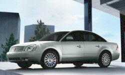 2005 - 2007 Mercury Montego Reliability by Generation