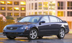 2006 Nissan Altima Repair Histories