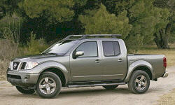2007 Nissan Frontier body Problems