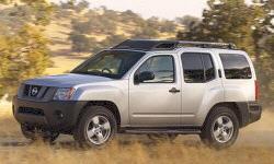 2005 Nissan Xterra TSBs (Technical Service Bulletins) at TrueDelta