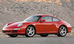 Coupe Models at TrueDelta: 2012 Porsche 911 exterior