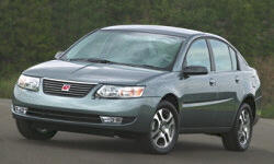 2005 Saturn ION suspension Problems