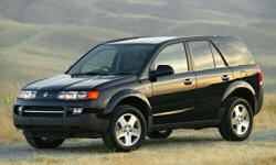 2005 Saturn VUE electrical Problems