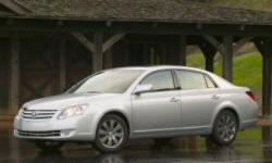 Toyota Models at TrueDelta: 2007 Toyota Avalon exterior