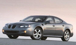 2006 Pontiac Grand Prix  Problems